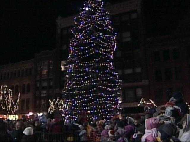 Portland Tree Lighting, November 27, 5:30 p.m., Monument Square.