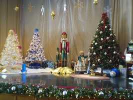 Good Will Hinckley Festival of Trees, December 6-12, 16 Prescott Drive, Hinckley. Click here for more details.