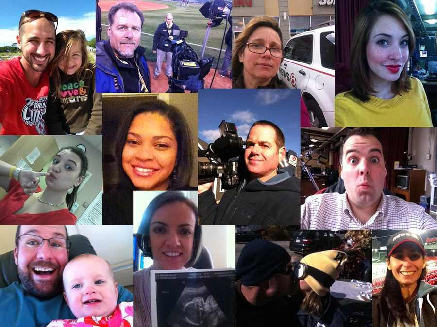 """Britain's Oxford University Press Has declared """"selfie"""" as the 2013 word of the year, and we're having a little fun by sharing some of our favorite selfies."""