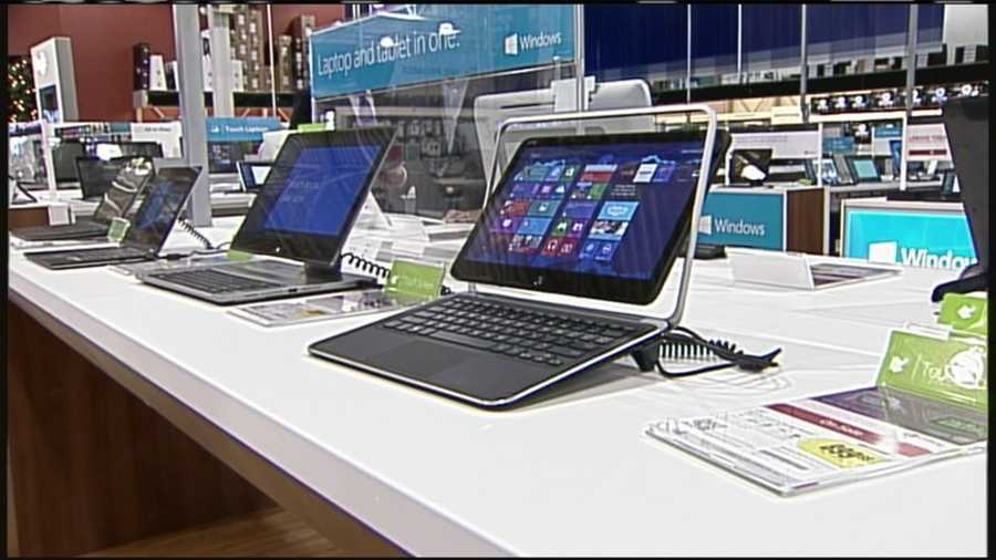 WMTW News 8's Norm Karkos takes a look at technology that can be two devices in one. Click here to watch.