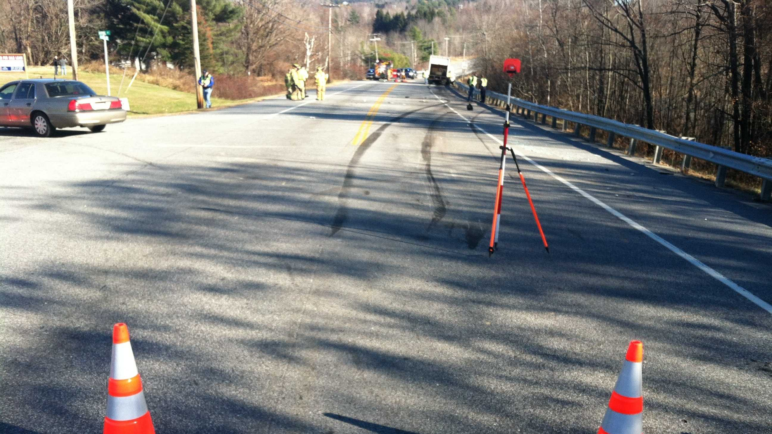 Winthrop fatal crash