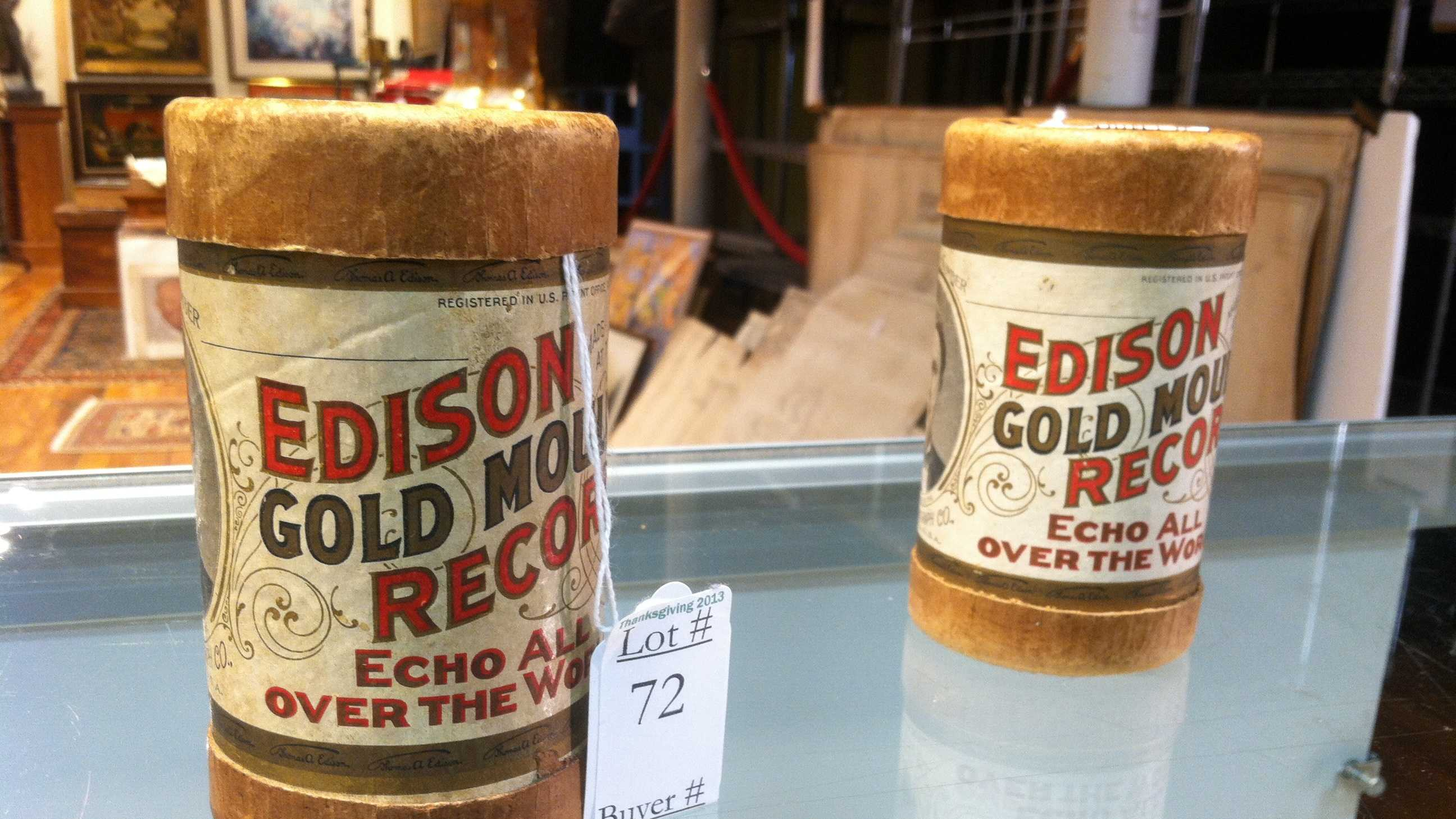 Auction Cylinders