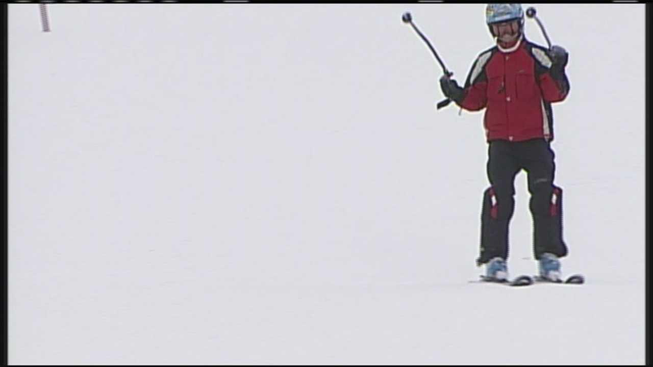 Ski resorts brace for slushy slopes