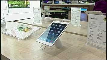 WMTW News 8's Norm Karkos takes a closer look at the iPad. Click here to watch.