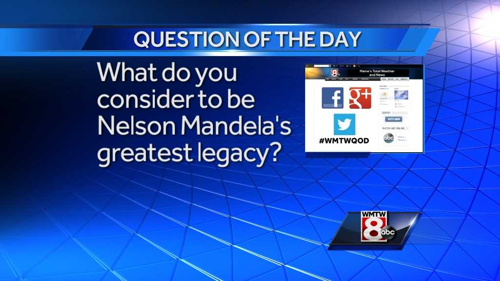Mandela Question of the Day