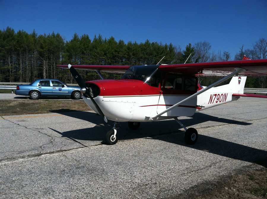 On April 26, a pilot made an emergency landing on the Maine Turnpike in Litchfield. No one was hurt. The plane was refueled and allowed to take off on the highway. Click here for Video.