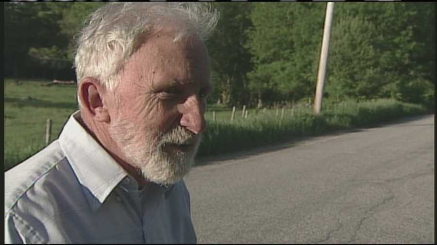 On May 28, a Limington man who had been missing for more than 14 hours walked up to WMTW News 8 reporter Norm Karkos, who had just wrapped up a live report. The story made international headlines. Click here to watch the report.