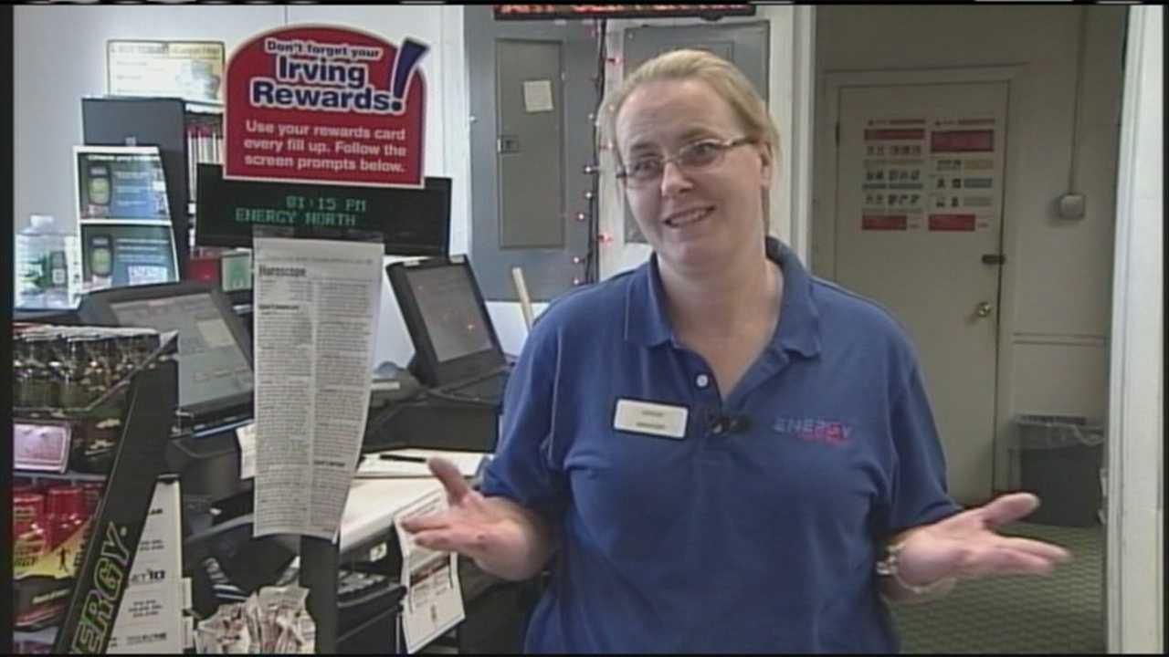 Bath store sells winning lottery ticket
