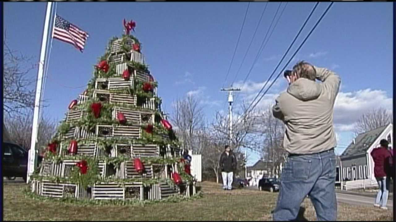 This quaint and picturesque sea-side village remains a popular tourist destination year-round, where many still try to get the occasional glimpse of former first couple, George and Barbara Bush. Over the last 30 years this town has been getting into the spirit of the season in grand style. WMTW News 8's Norm Karkos heads to Kennebunkport in this Hometown Maine.
