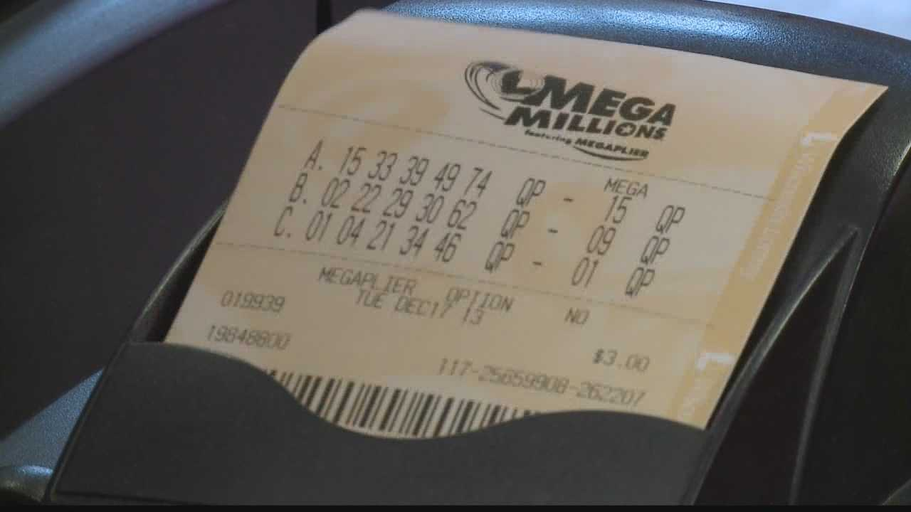 Somebody could win the second largest lottery jackpot in U.S. history Tuesday night.