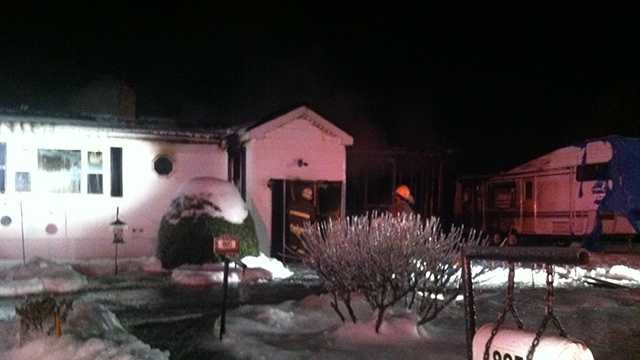 Pittston home damaged in fire&#x3B; Christmas presents rescued