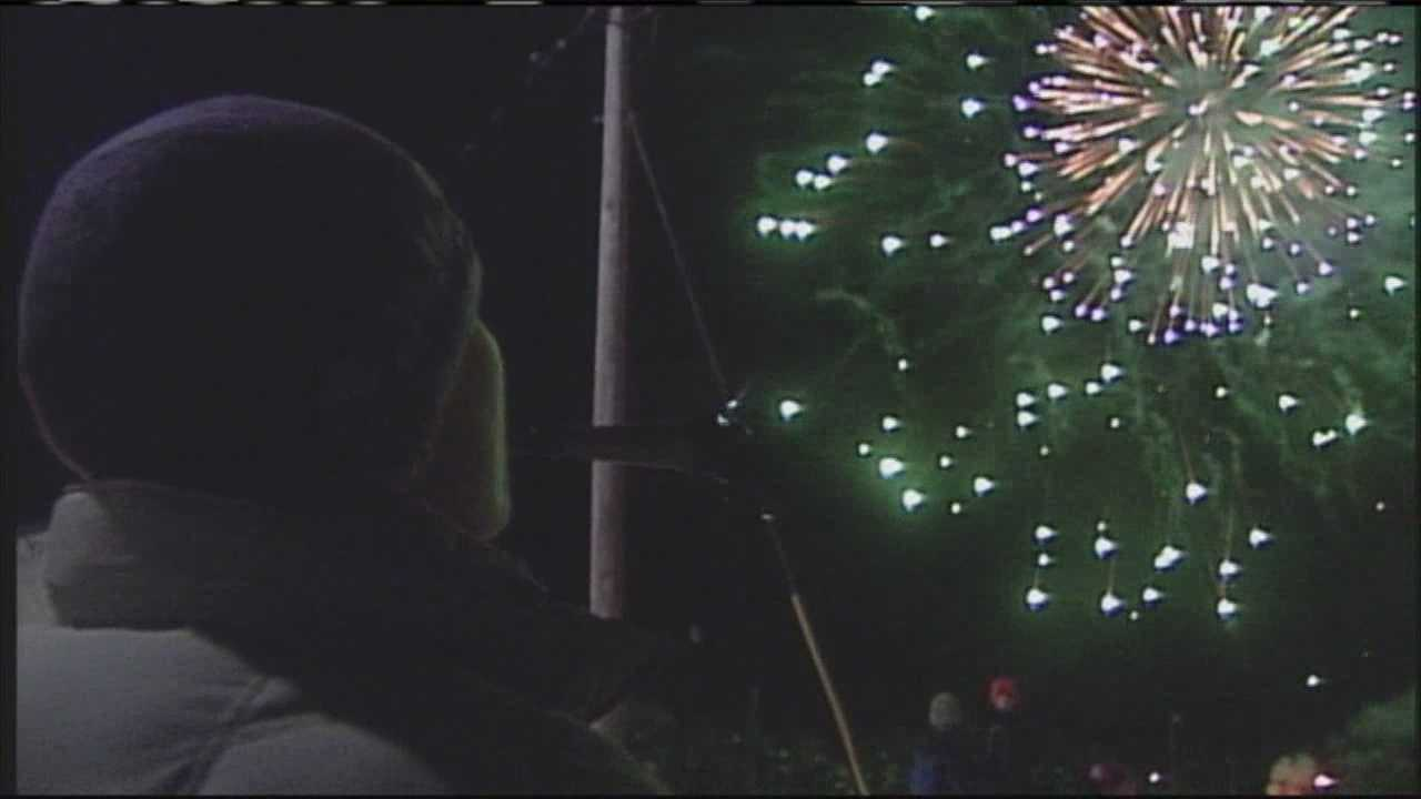 Topsham celebrates town's 250 anniversary, new year