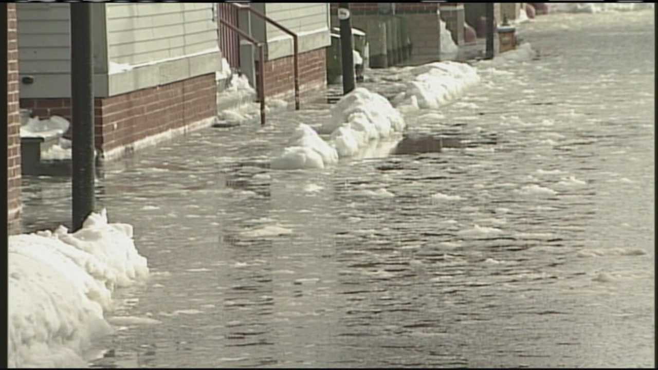 Drivers face messy roads in Portland
