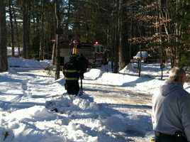 The Maine Fire Marshal's Office is investigating a fatal fire in Oxford.
