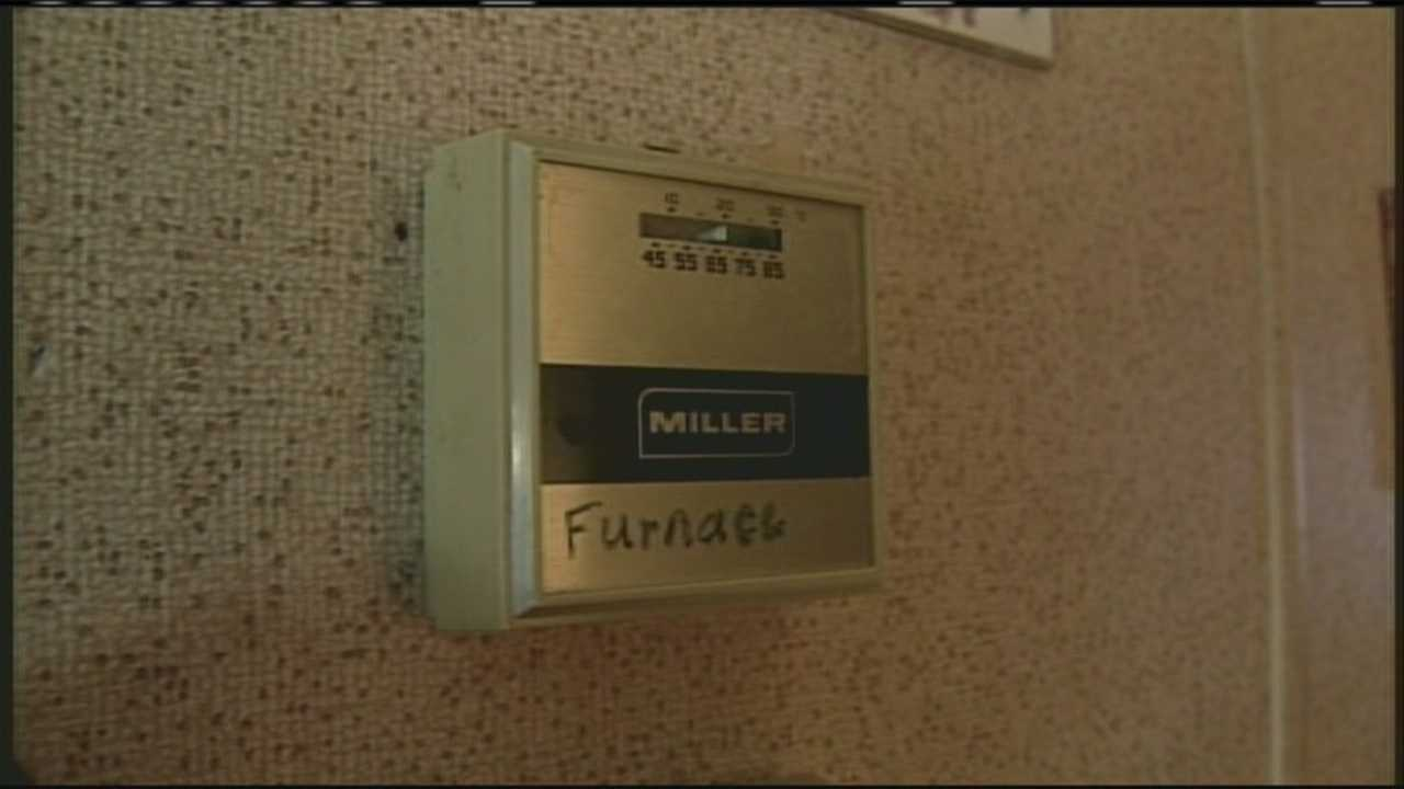 Heating costs stressing some Mainer's budgets