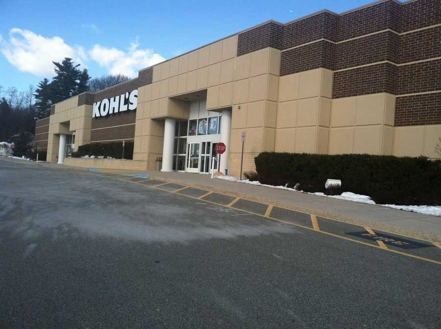 """Biddeford's Code Enforcement Officer says the Kohl's department store is closing due to """"structural deficiencies."""""""