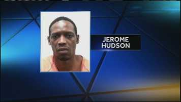 Jerome Hudson is charged with Criminal Threatening, Reckless Conduct