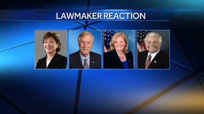 Lawmaker Reaction