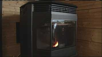 WMTW News 8's Norm Karkos takes a closer look at pellet stoves. Click here to watch.