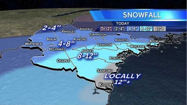 Wednesday morning snow totals.JPG