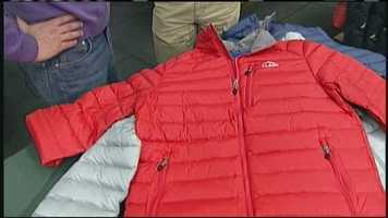WMTW News 8's Norm takes a look at down jackets. Click here to watch.
