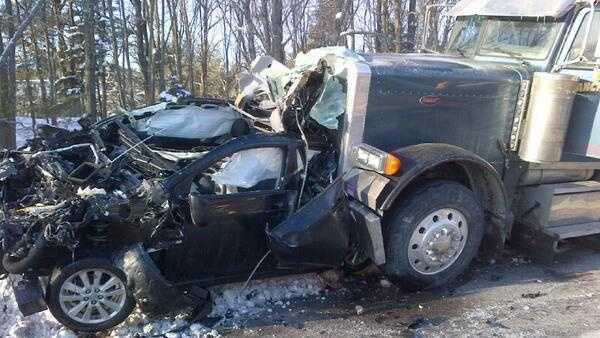 South Portland crash