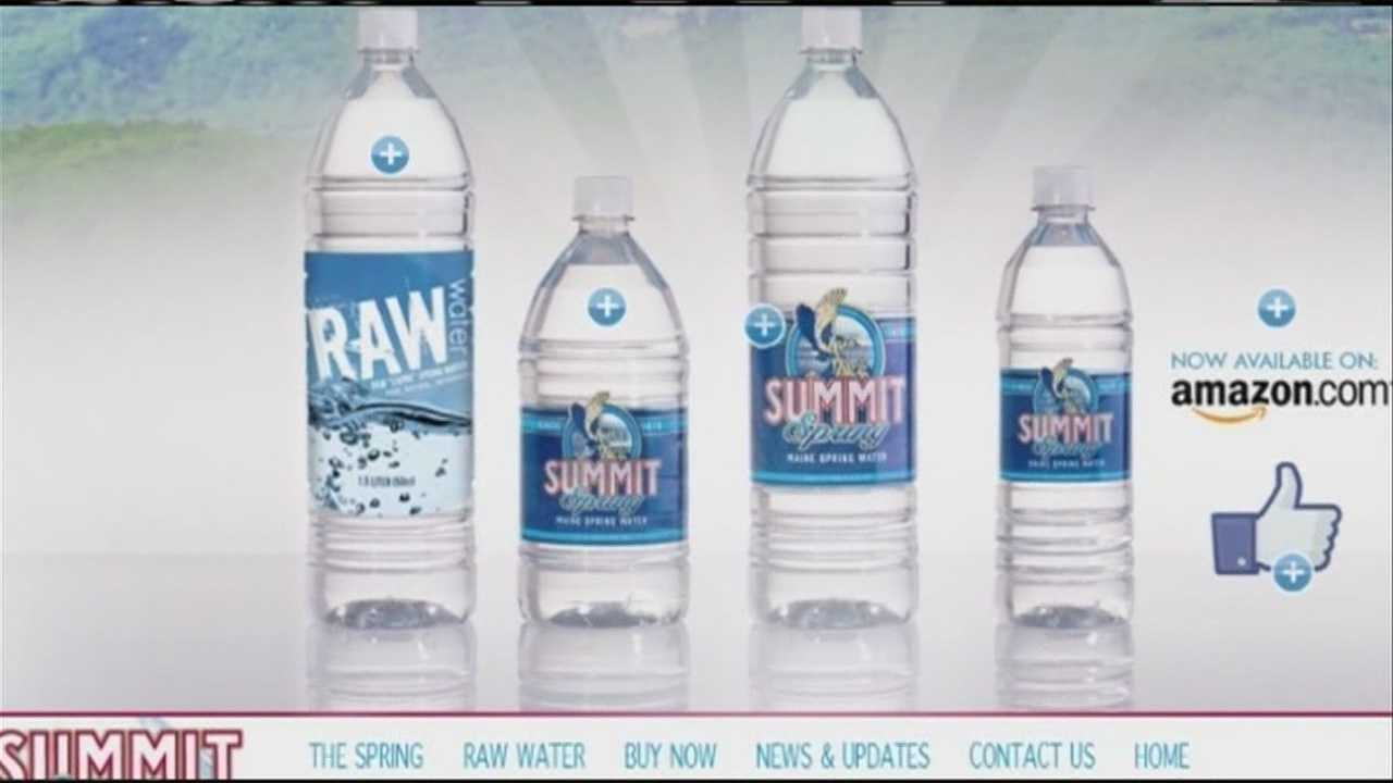 Your Money raw water