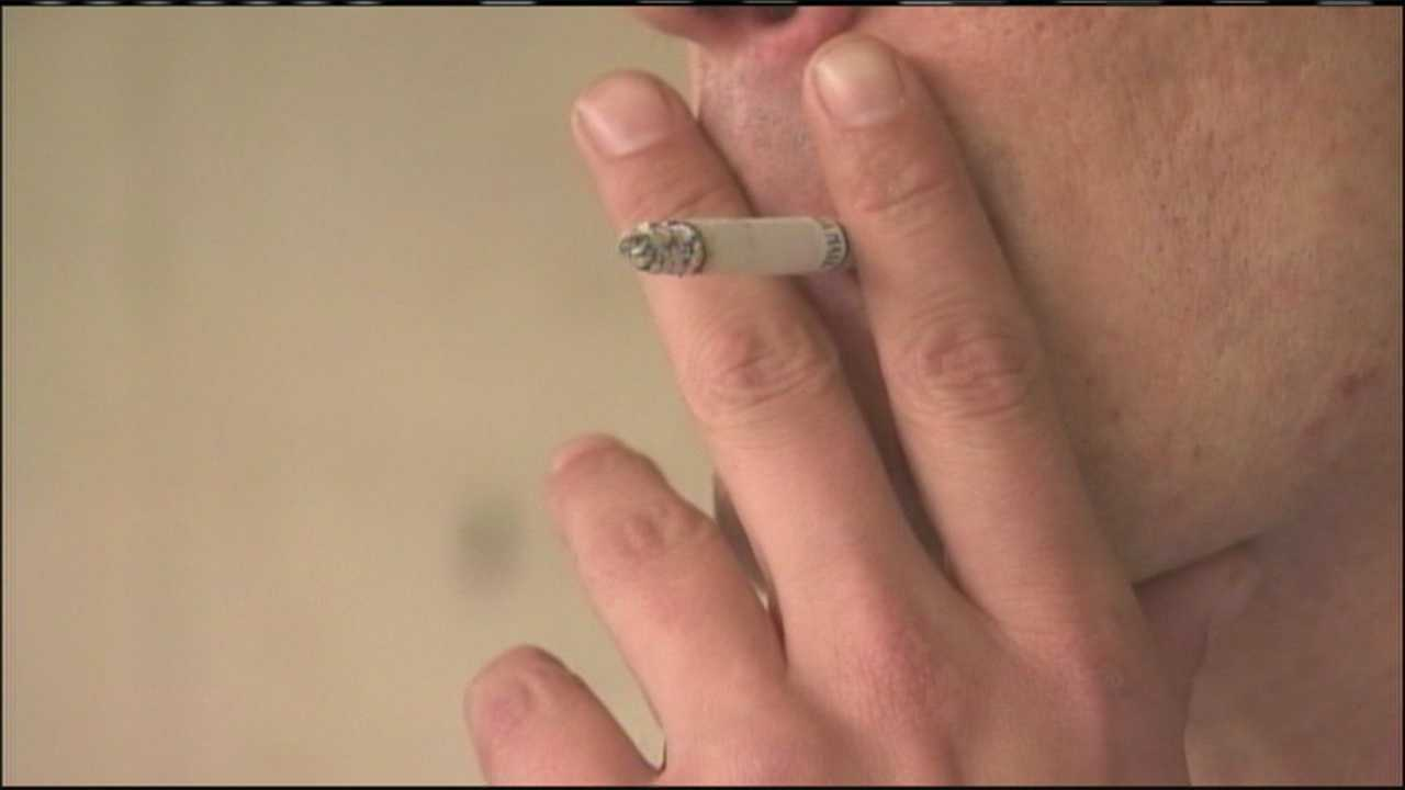 We all know smoking is bad for your lungs, but it can also lead to heart problems, as WMTW News 8's Tracy Sabol explains.
