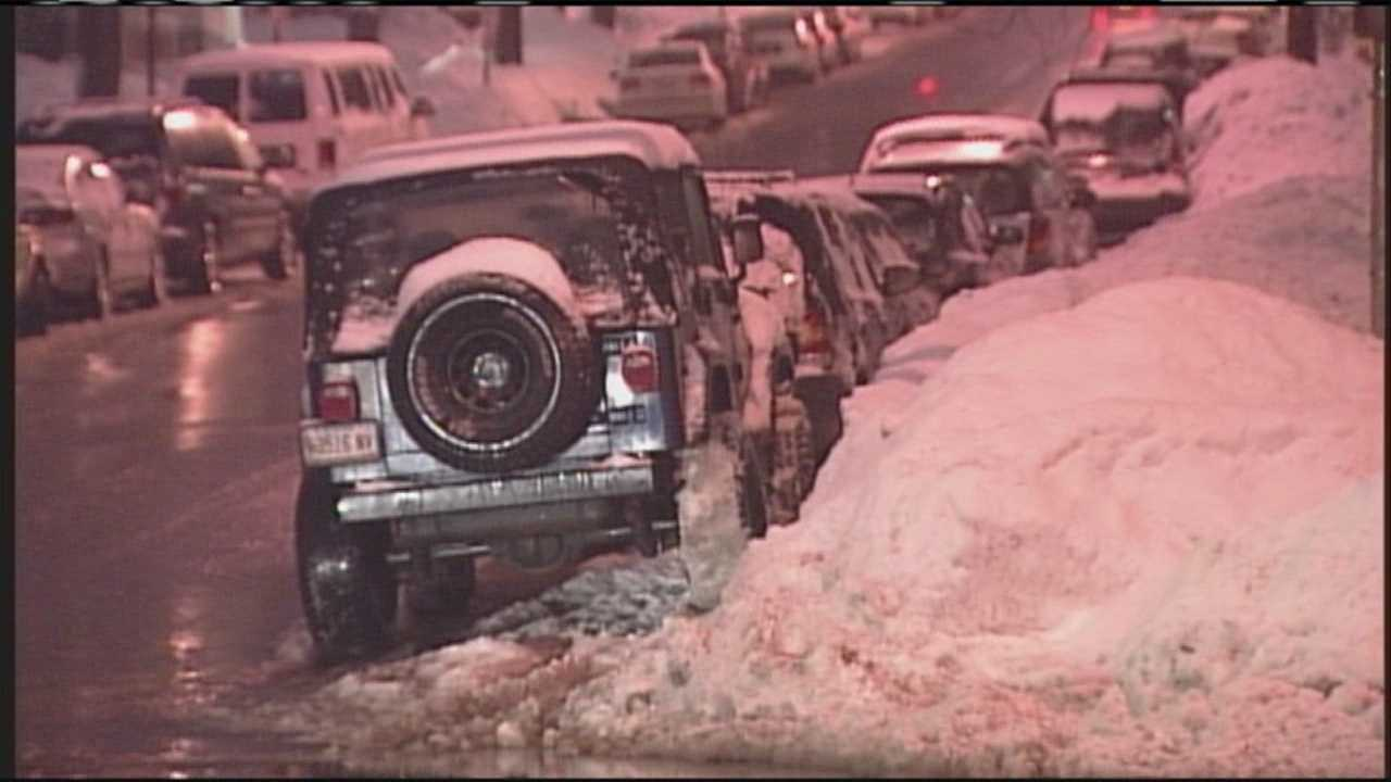 Portland digs out after second storm