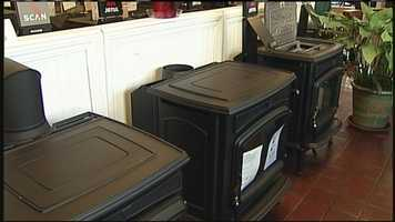 WMTW News 8's Norm Karkos talks about wood stoves. Click here to watch.