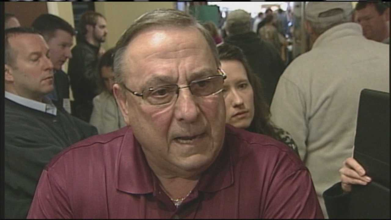 img-LePage says he would hold controversial meeting again