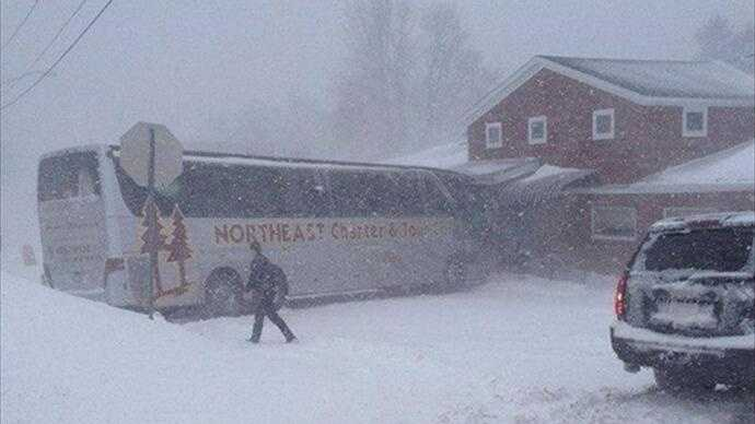 Bowdoin Bus Accident
