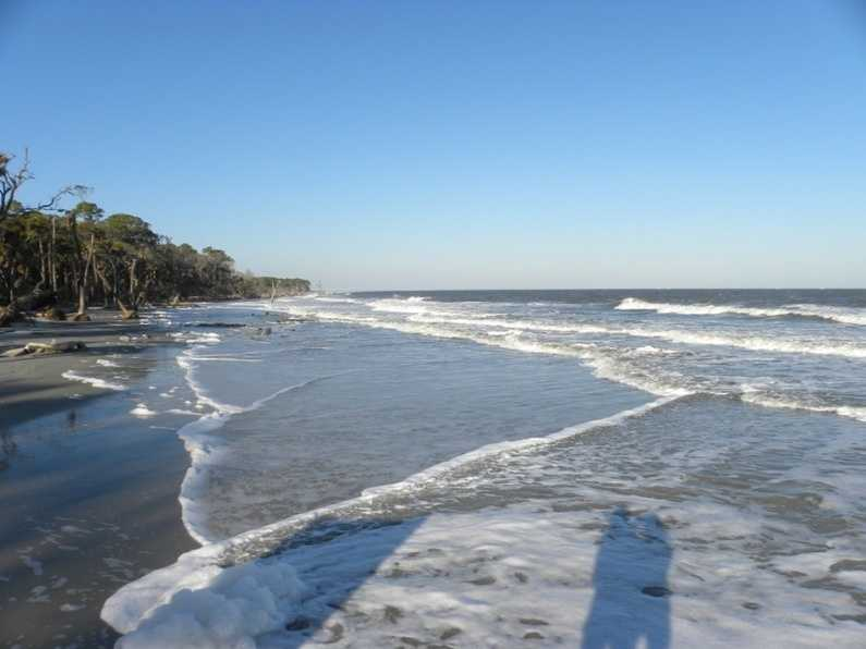 7. Hunting Island State Park, Beaufort, South Carolina