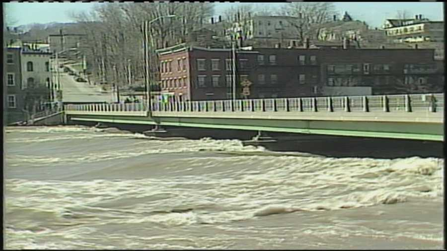 In April 1987 massive flooding devastated communities along Maine's rivers. Click through to see photos from WMTW News 8 crews covering the historic flooding.
