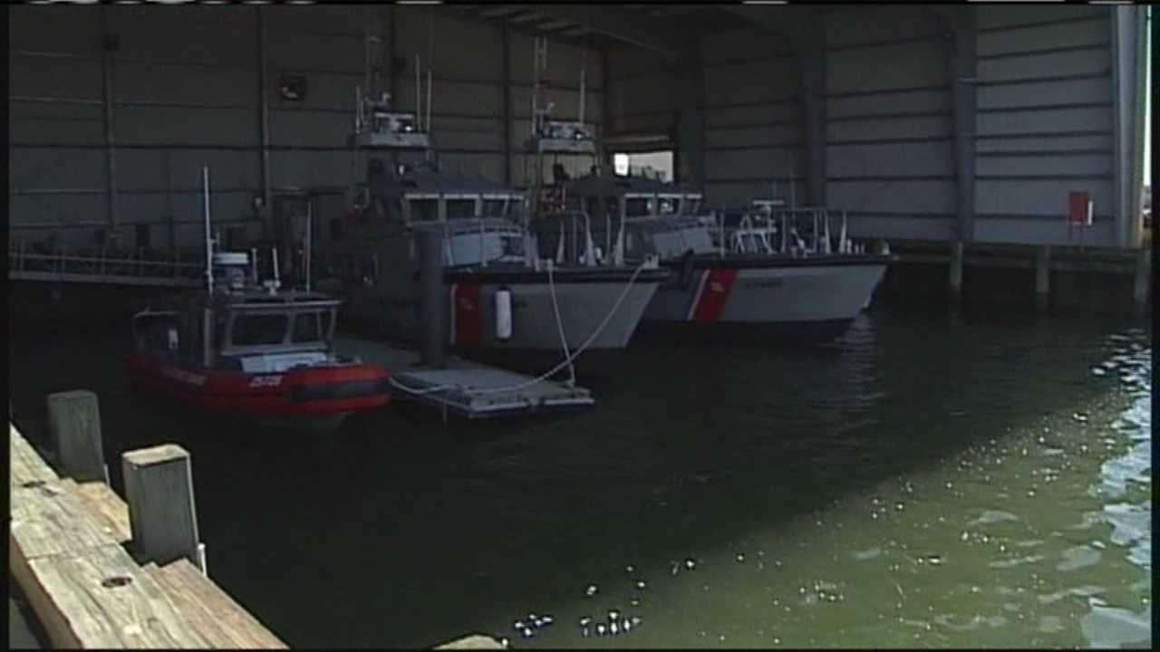HTV Hub Edit Coast Guard Search