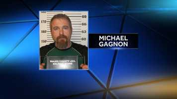 Michael Gagnon is charged with gross sexual assault.