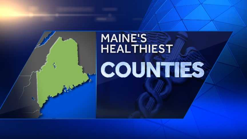 County Health Rankings & Roadmaps has come out with its annual rankings of counties across the country, which includes the overall health of Maine's counties. The rankings are based on factors that include, length of life, quality of life and health behaviors.