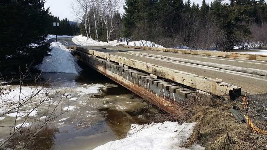 The following pictures were taken of Farrar Brook and Mooseleuk Stream in northern Piscataquis and Penobscot Counties.