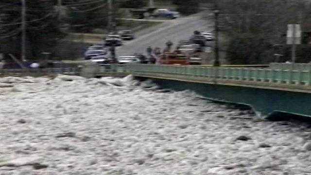 1994 Fort Fairfield Flood