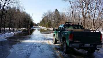 Soldiertown Township flooding