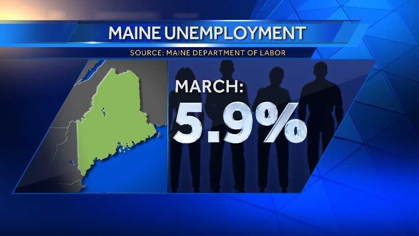 Maine Unemployment Rate