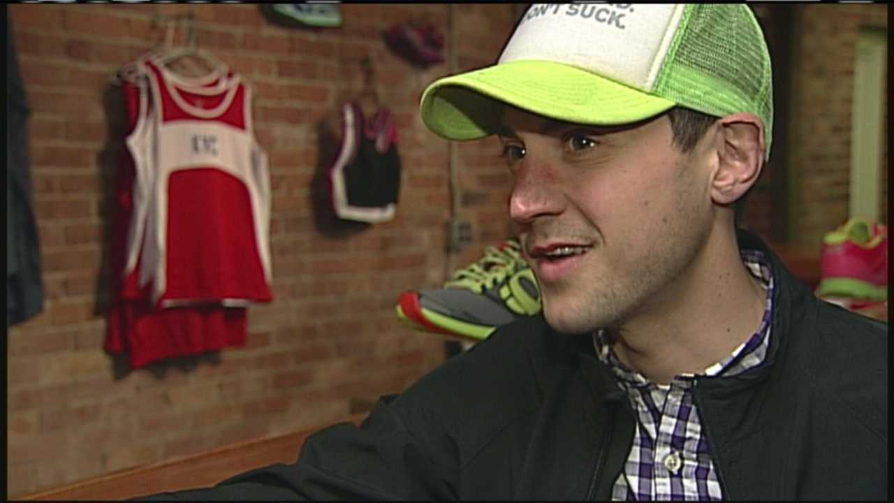 All eyes on Boston Monday morning, as 36,000 runners take part in the 118th running of the Boston Marathon. Among them, are over 260 Mainers. WMTW News 8's Norm Karkos has a preview from Boston.