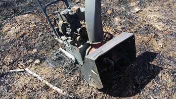 Bradford Brush Fire