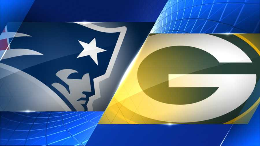 Week 13- New England Patriots at Green Bay Packers - Nov. 30, 4:25 p.m.  CBS