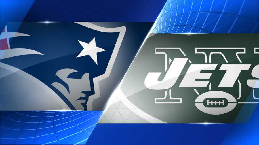 Week 16 - New England Patriots at New York Jets - Dec. 21, 1 p.m.  CBS