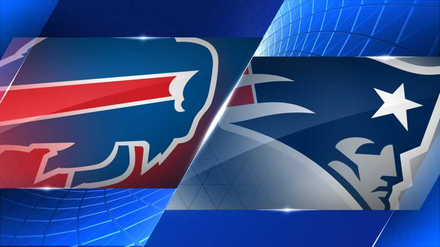 Week 17 - Buffalo Bills at New England Patriots - Dec. 28, 1 p.m. CBS