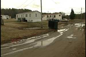 The Maine Department of Environmental Protection said tests show high levels of E-coli leaking under the trailer park and into nearby water streams.