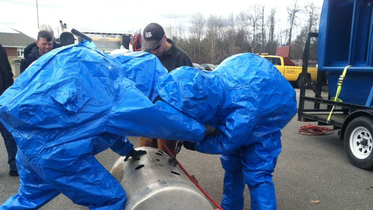 Hazmat Competition