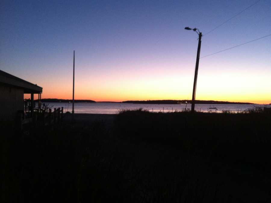 Willard Beach, April 25, 2014