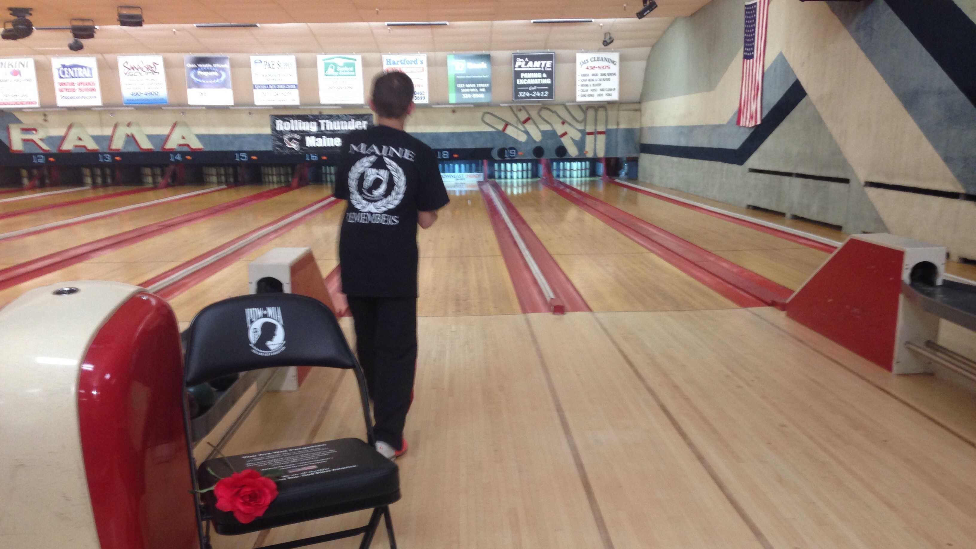 Bowl-A-Thon raises money for veterans